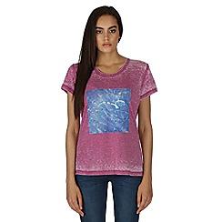 Dare 2B - Purple poised t-shirt