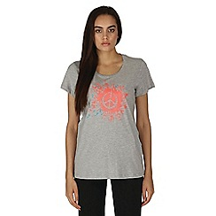 Dare 2B - Grey peace out t-shirt