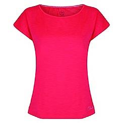 Dare 2B - Pink 'Innate' workout t-shirt