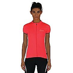 Dare 2B - Pink decorum cycle jersey top