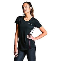 Dare 2B - Black 'Aspect' workout t-shirt