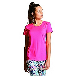 Dare 2B - Pink 'Aspect' workout t-shirt