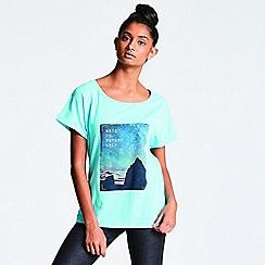 Dare 2B - Blue 'Laidback' print t-shirt