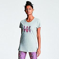 Dare 2B - Grey 'Serendipity' print t-shirt