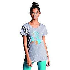 Dare 2B - Grey 'Voyage' print t-shirt