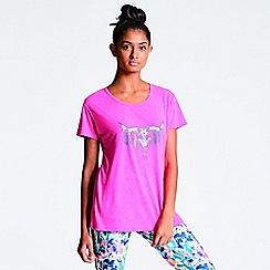 Dare 2B - Pink 'Native' print t-shirt