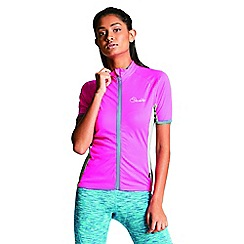 Dare 2B - Pink 'Cachet' cycle jersey top
