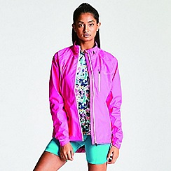 Dare 2B - Pink 'Mediator' waterproof cycling jacket