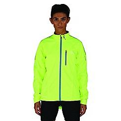 Dare 2B - Yellow Mediator waterproof cycling jacket