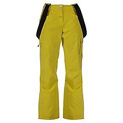 Dare 2B - Yellow Wise up waterproof ski pant