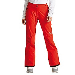 Dare 2B - Red 'stand for' waterproof ski pants