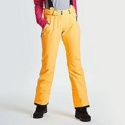 Dare 2B - Orange 'Stand for' waterproof ski pant