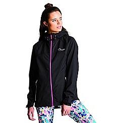 Dare 2B - Black 'Repute' waterproof jacket