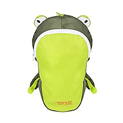 Regatta - Green 'Zephyr' kids day pack