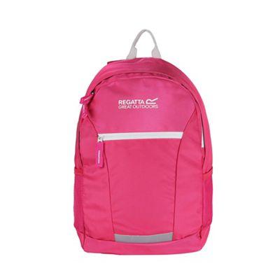 ce2aa46903c5 Regatta Pink  jaxon  10 litre kids back pack