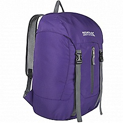 Regatta - Purple 'Easypack' packaway rucksack
