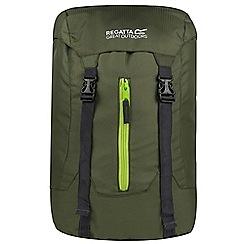 Regatta - Green 'Easypack' packaway rucksack