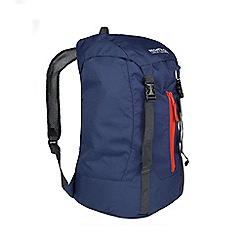 Regatta - Blue 'Easypack' packaway rucksack