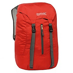 Regatta - Red Easypack packaway 25 litre backpack