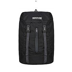 Regatta - Black easypack packaway 25l backpack