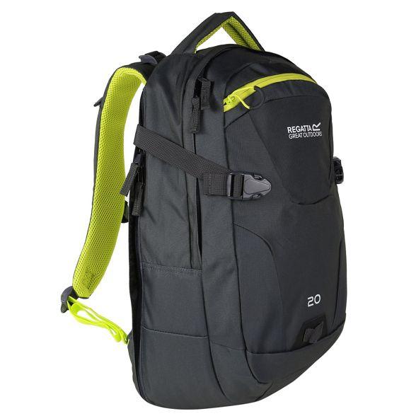 backpack 'Paladen' 20 laptop litre Regatta Grey aXOP7cqB