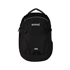 Regatta - Black 'Paladen' 25 litre laptop backpack