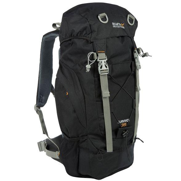 pack back 35 Regatta survivor Black litre RYPXBAq