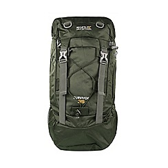 Regatta - Green 'Survivor' 35 litre back pack