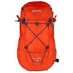 Regatta - Orange 'Black fell' 25 litre back pack