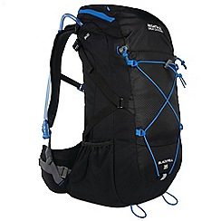 Regatta - Black blackfell 35 litre back pack