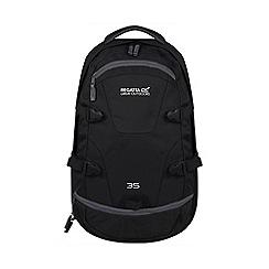 Regatta - Black 'Paladin' 35 litre laptop backpack