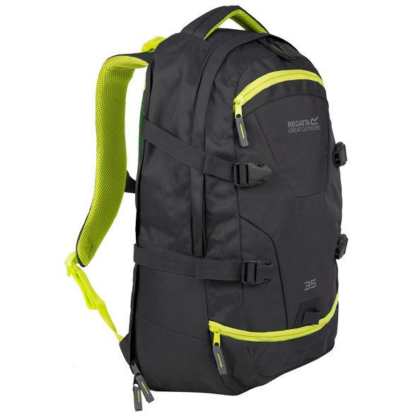 laptop Grey backpack Regatta 'Paladin' litre 35 BSwwIqA