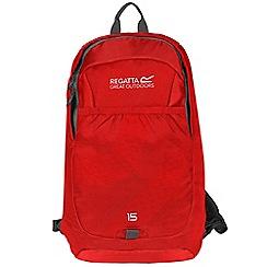 Regatta - Red 'Bedabase'15l rucksack