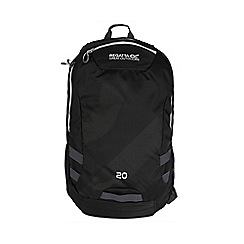 Regatta - Black 'Brize' 20 litre back pack