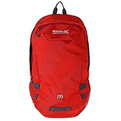 Regatta - Red 'Brize' 20 litre back pack