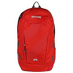Regatta - Red 'Alto rock' 25 litre back pack