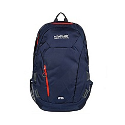 Regatta - Blue 'Alto rock' 25 litre back pack