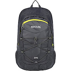 Regatta - Grey Atholl 35 litre back pack