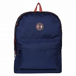 Regatta - Blue 'Print' 20 litre kids daypack