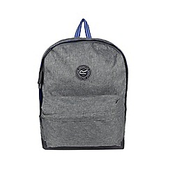 Regatta - Grey 'Print' 20 litre kids daypack