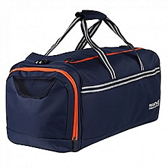 Regatta - Blue 'Burford' 80 litre duffle bag