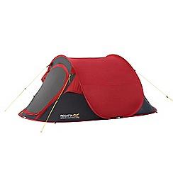 Regatta - Red and grey Malawi 2 man tent