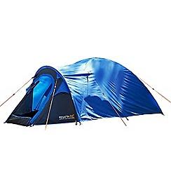 Regatta - Blue and grey Kivu 2 man tent