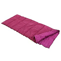 Regatta - Pink 'Maui' single sleeping bag