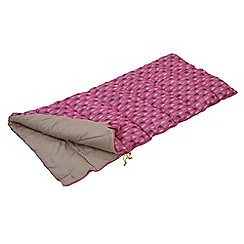Regatta - Pink 'Maui' kids sleeping bag