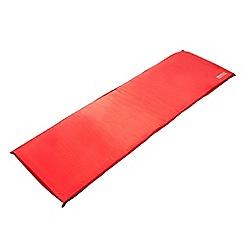 Regatta - Red Napa self inflating roll mat