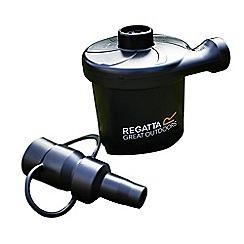 Regatta - Black Electric pump uk