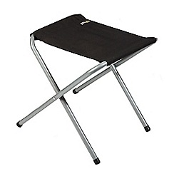 Regatta - Black Marcos folded stool