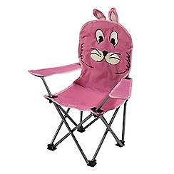 Regatta - Pink Animal kids chair