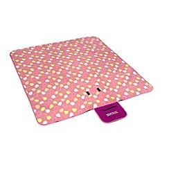 Regatta - Pink Matio picnic rug